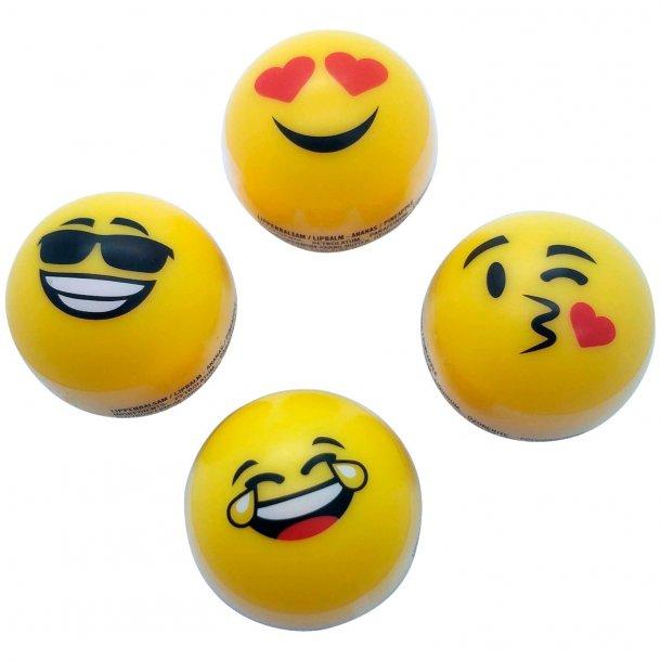 Cosmetica Fanatica Læbepomade i kugle - Pineapple - Emoji-motiver